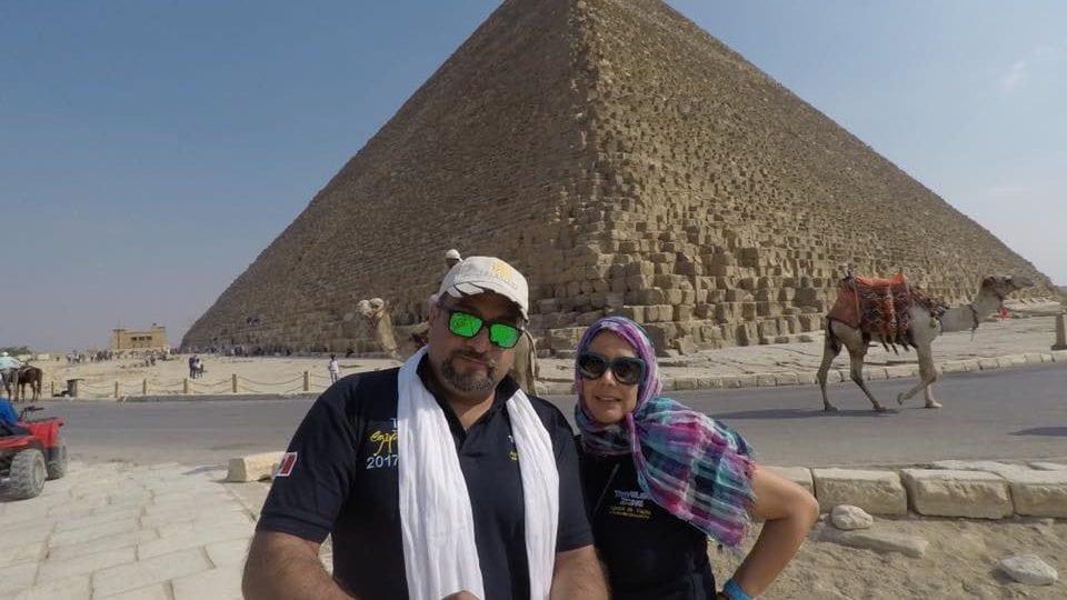 Nuestras experiencias Egipto