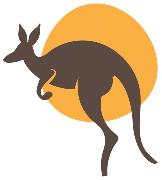 icono destinos del pacifico canguro