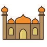 icono mezquita destinos mediooriente