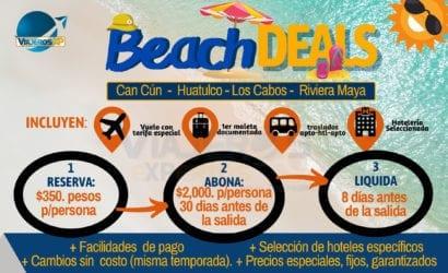 beach deals